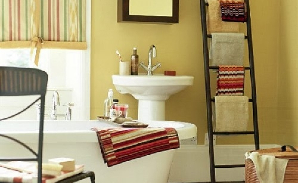 Keep your Bathroom Organized